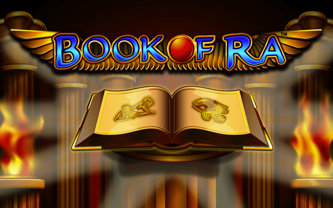 Slot book of ra deluxe logo
