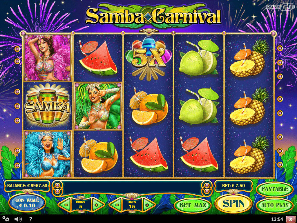Trucchi Slot Machine Carnival